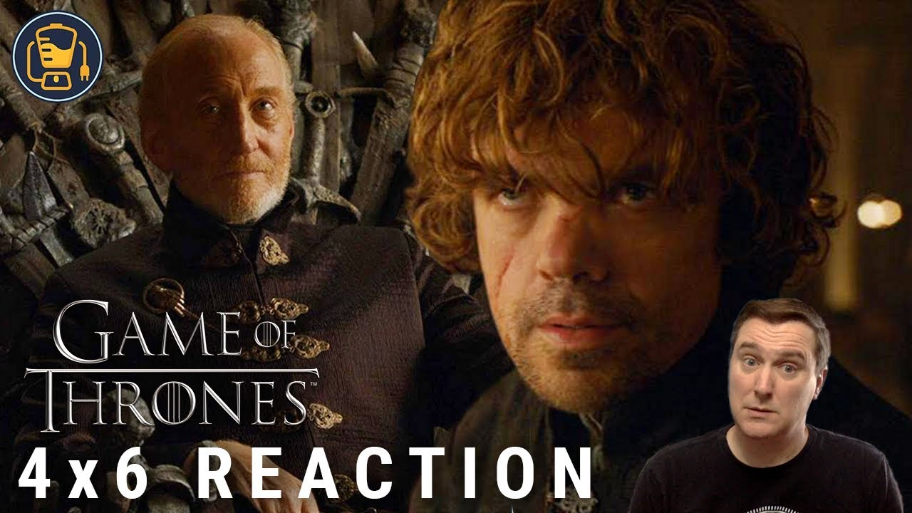 Game Of Thrones Reaction 4x6 The Laws Of Gods And Men Youtube