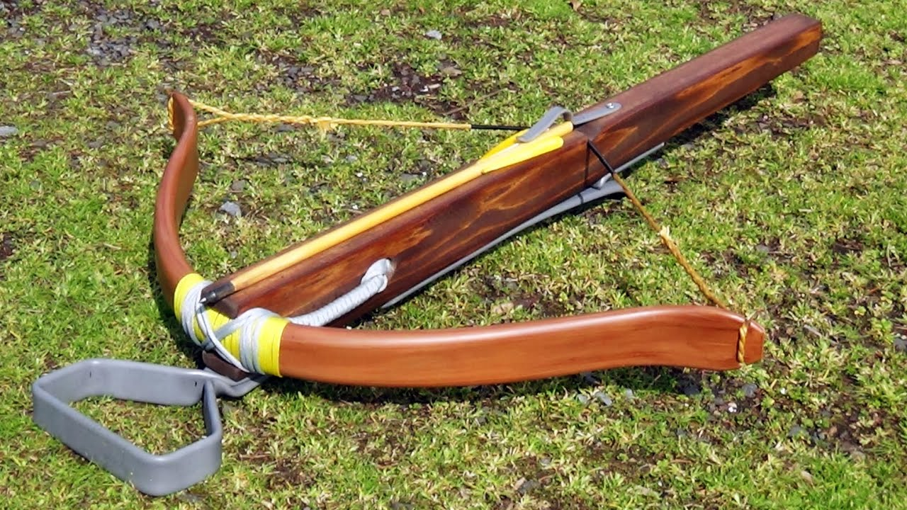 Introducing Medieval Style 100 Pound Pvc Crossbow With
