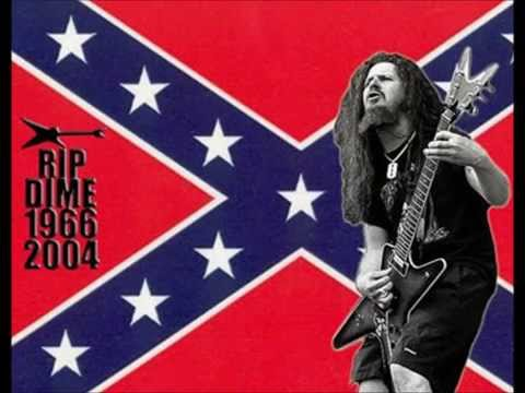 Клип Dimebag Darrell - Caged in a Rage