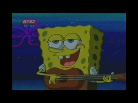 Spongebob and friends sing Phineas and Ferb theme song