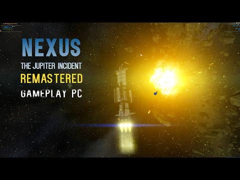 nexus---the-jupiter-incident-remastered-[gameplay,-pc]