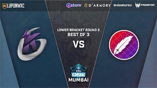 Keen Gaming vs The Pango Game 2 (BO3) | ESL One Mumbai 2019 Lower Bracket R2