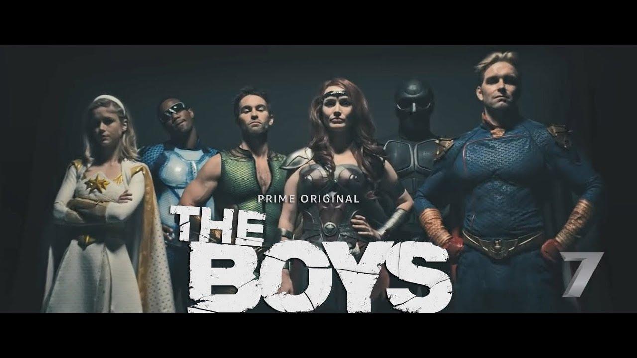The Boys 2019 Amazon Prime Series Teaser Trailer 1 Hd