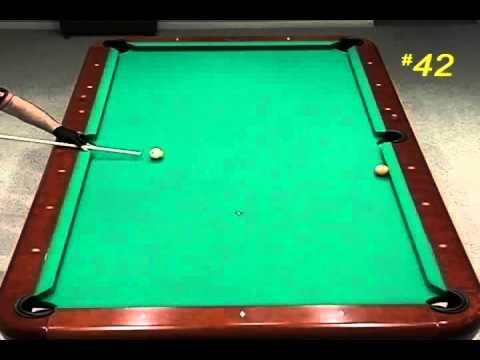 Pool & Billiard Drill Instructor Feb 2011