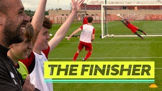 The Finisher: U18s take on the ultimate shooting challenge | Brilliant volleys and more