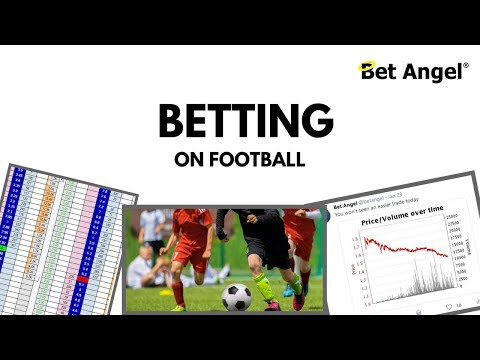 Peter Webb - Bet Angel - Betting on football conference