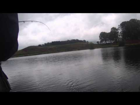 Orchill trout fishery