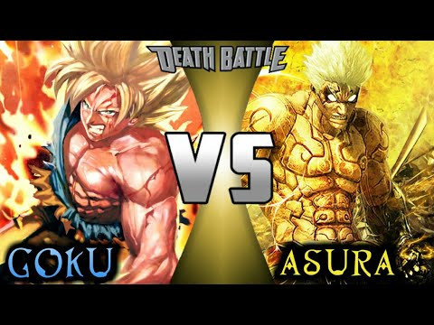 Goku VS Asura | The Battle Of Destruction