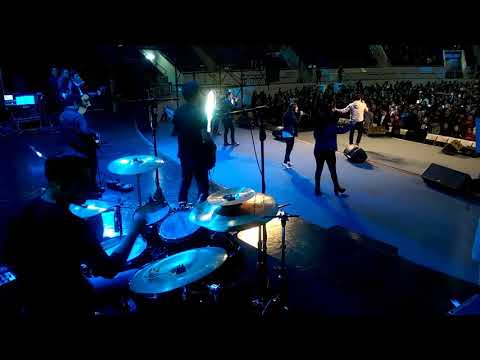 Covered - Planetshakers / Drums Cam