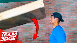 Don't Flinch! | Wall Dropping Edition!!