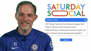 Thomas Tuchel Answers the Web's Most Searched Questions About Him | Autocomplete Challenge