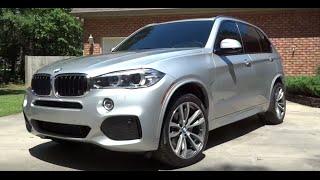 Full Tour: 2016 BMW X5 M Sport