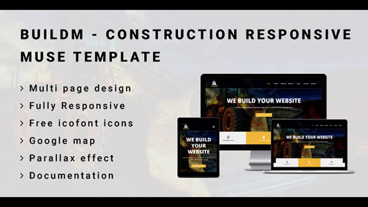 Buildm construction responsive muse template themeforest website buildm construction responsive muse template themeforest website templates and themes maxwellsz