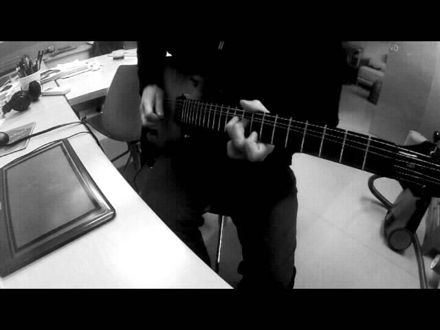 Guitar solo from behiak by INOR.