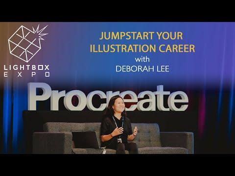 Jumpstart Your Illustration Career With Deborah Lee
