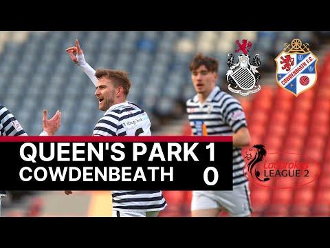 Queens Park Cowdenbeath Goals And Highlights