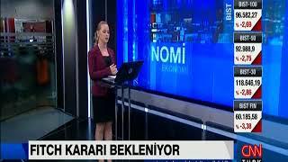 Cnn Türk Ekonomi Bülteni Sinem Yöndem 10 Temmuz 2018