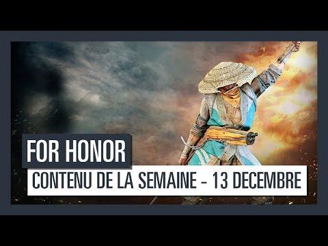 For Honor - Nouveau contenu de la semaine (13 Décembre) VF HD