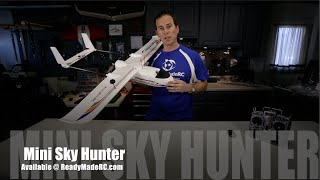 GSTV - RMRC Mini Sky Hunter PNP - FPV