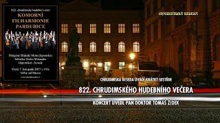 Reiko Watanabe - Hideaki Muto - Komorní filharmonie Pardubice - Chrudim 7.11.2017