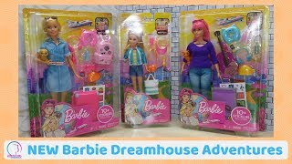 Barbie Dreamhouse Adventures: Travel Playsets | Barbie | Daisy | Stacie | Accessories
