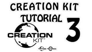 Creation Kit Tutorial - №3 Создание простой локации