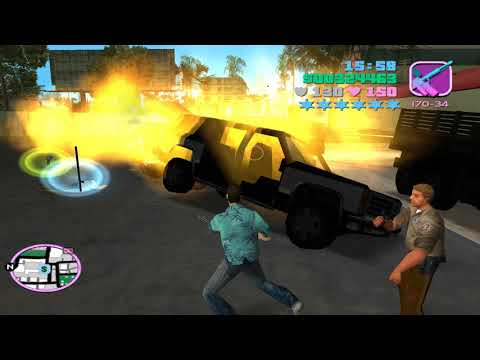 GTA: Vice City - Molotov Rampage