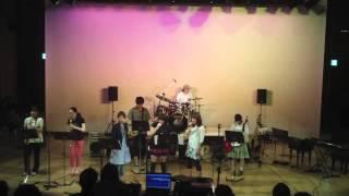 DON Live 2013@会津稽古堂 2013.6.16 Vocal/阿部由佳・冨田夏芽・山家千...