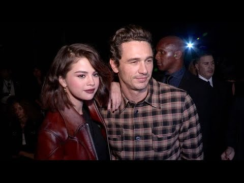 Selena Gomez, James Franco and more Front Row for the ...
