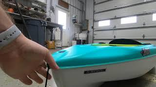 Pelican Trailblazer 100 NXT kayak review