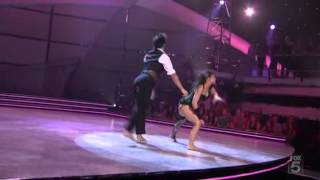 SYTYCD Mark & Courtney - Garden