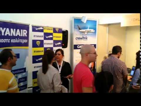 CC Recruitment Athens Job Fair Oct 2014