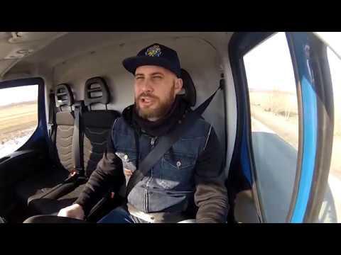 АвтоNEWS 14.04.17 Тестируем итальянский фургон IVECO DAILY на метане