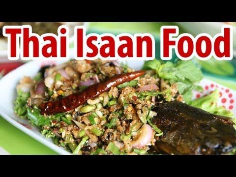 Thai Isaan Food