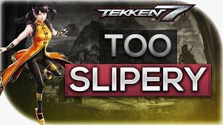 WTF Tekken 7 Plays: too slippery