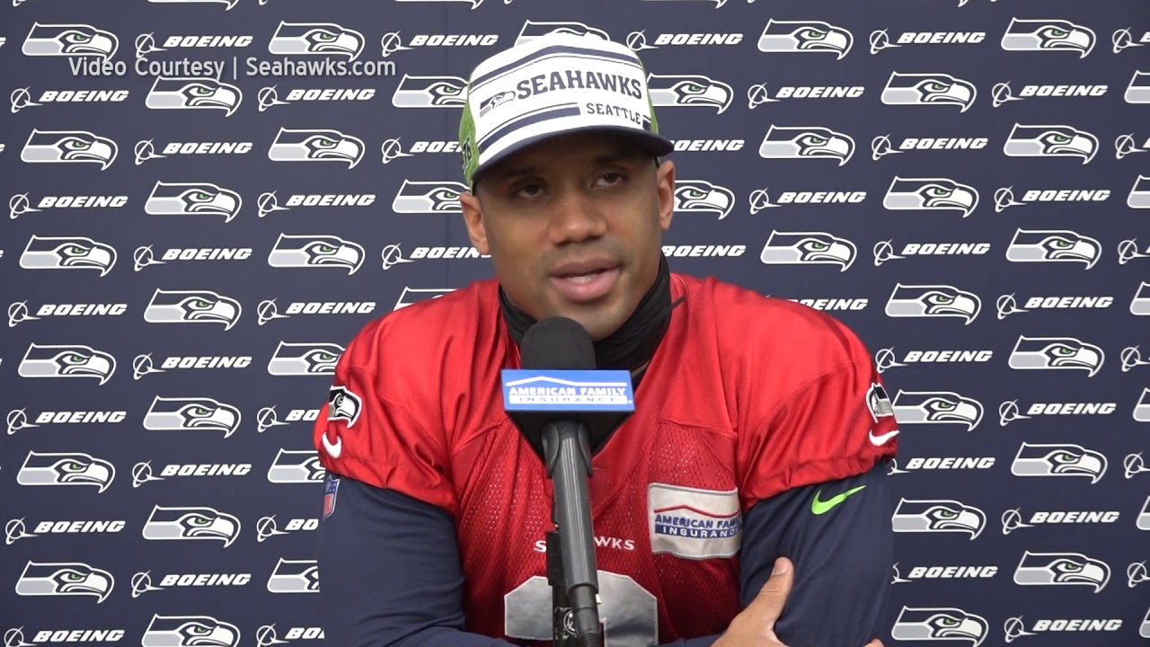 Russell Wilson on Being Great 2020-11-13