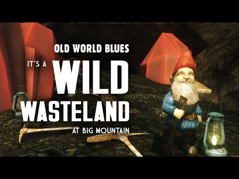 Old World Blues 6: It's a Wild Wasteland at Big Mountain - Fallout New Vegas