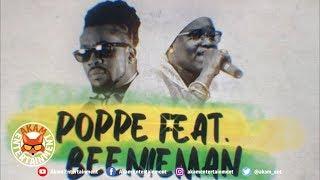 Poppe Ft. Jazzwad & Beenieman - A So It Go - September 2018