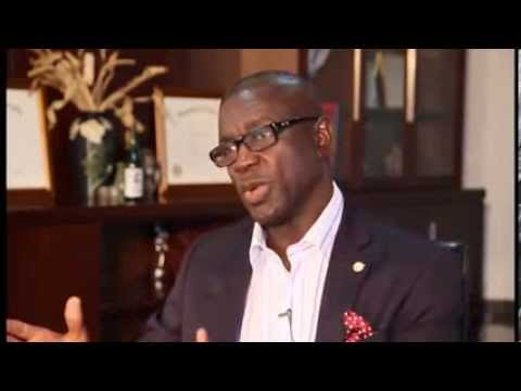 Financial and Banking Sectors in Ghana - Interview with Prince Kofi Amoabeng, CEO of UT Bank