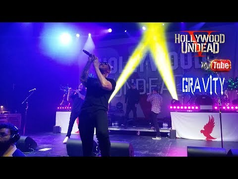Hollywood Undead-Gravity