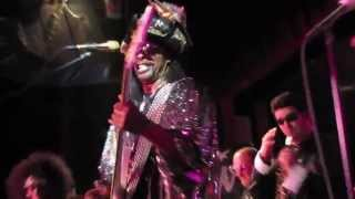 Bootsy Collins, Stretching Out/Touch/Thumpasorus People, BB King Blues Club, NYC 6-26-11