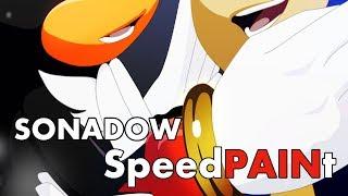 Sonadow SpeedPAINt [warning, maybe hot]