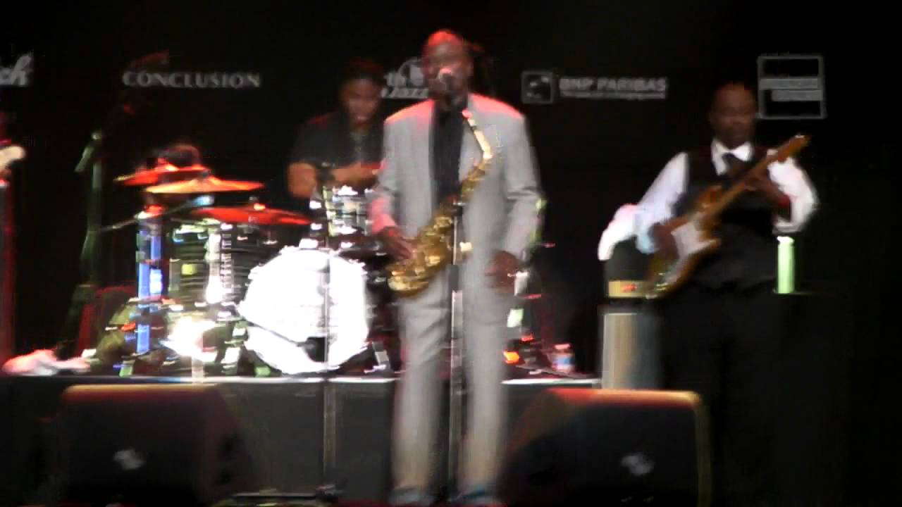 North Sea Jazz 2012: Maceo Parker & Band - Make it Funky