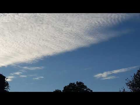 HAARP Cloud  - preparations for the sunset