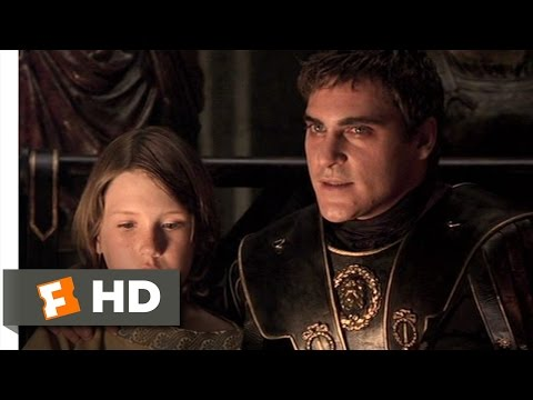 Gladiator (7/8) Movie CLIP - Busy Little Bees (2000) HD