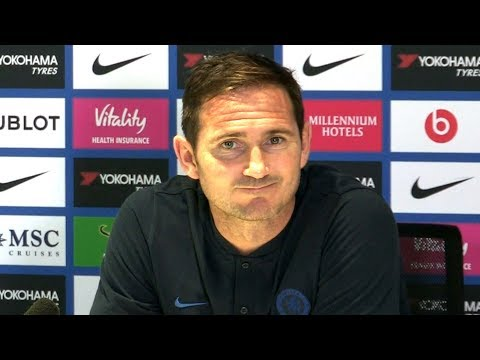 Chelsea 2-2 Sheffield United - Frank Lampard Full Post Match Press Conference - Premier League