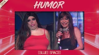 Blue  Space Oficial - Thalia Bombinha e Michelly Summer - 18.11.18