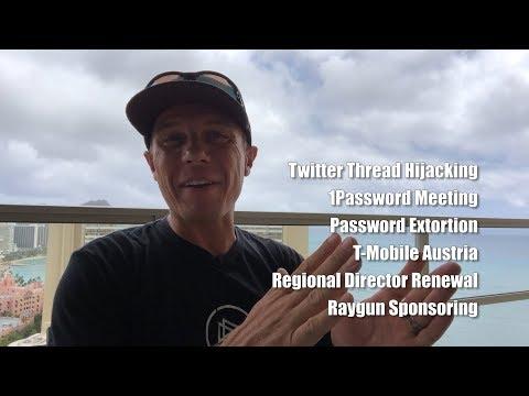 Weekly Update 82 (Honolulu Edition)