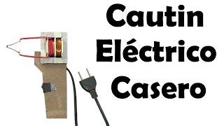 Cómo Hacer un Cautin Eléctrico Casero - Muy fácil de hacer