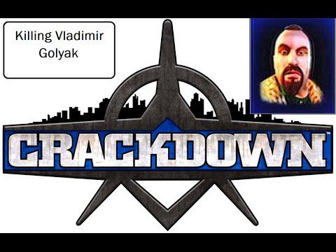 Crackdown - Killing Vladimir Golyak Volk